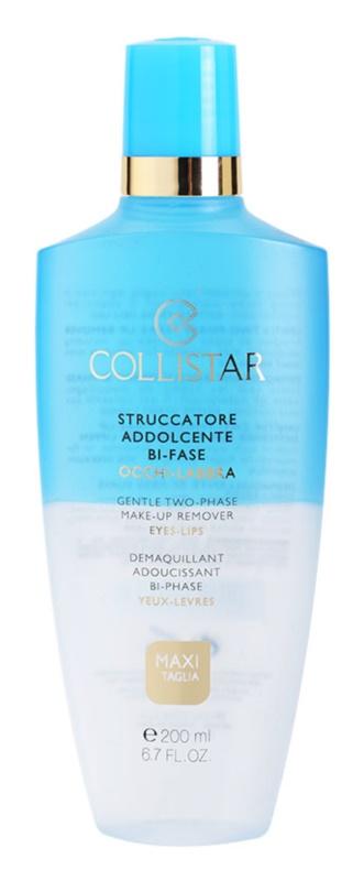 Collistar Make-up Removers and Cleansers Abschminkmittel  für wasserfestes Make-up für Augen und Lippen