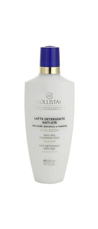 Collistar Special Anti-Age tisztító tej érett bőrre
