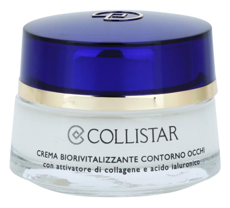 Collistar Special Anti-Age biorevitalizačný krém na očné okolie