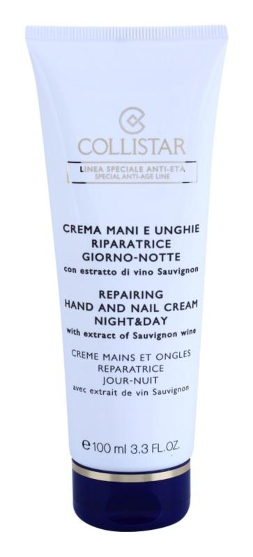 Collistar Special Anti-Age krém na ruce a nehty s omlazujícím účinkem