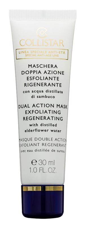 Collistar Special Anti-Age masque exfoliant effet régénérant
