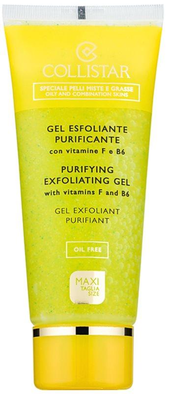 Collistar Special Combination And Oily Skins Reinigungspeeling für fettige und Mischhaut