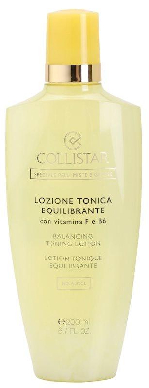 Collistar Special Combination And Oily Skins eau nettoyante pour peaux grasses et mixtes