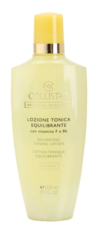 Collistar Special Combination And Oily Skins Reinigings Water  voor Gemengde en Vette Huid