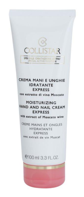 Collistar Special Active Moisture Hydraterende Crème voor Handen en Nageld met Verhellende Werking