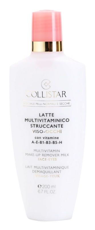 Collistar Special Active Moisture Claeansing Milk For Normal And Dry Skin