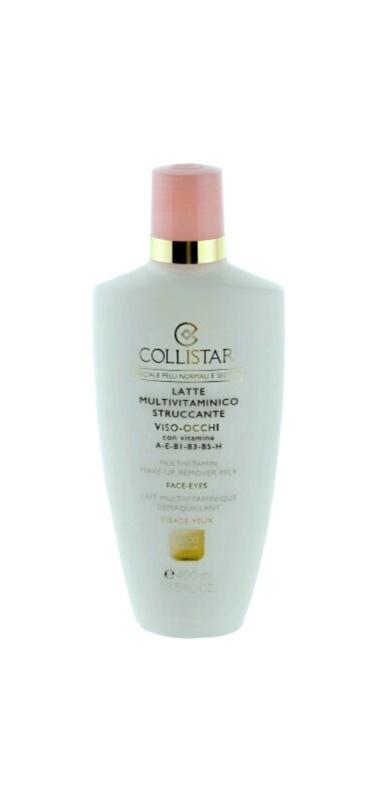 Collistar Special Active Moisture desmaquilhante facial para pele normal a seca