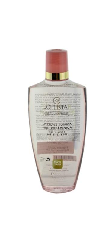 Collistar Special Active Moisture lotion tonique pour peaux normales à sèches