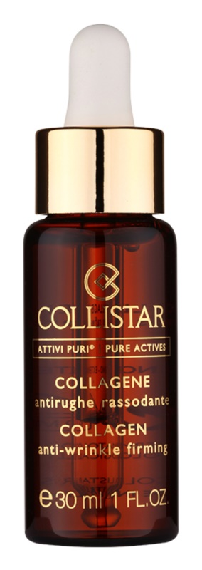 Collistar Pure Actives Kollagen-Serum gegen Falten