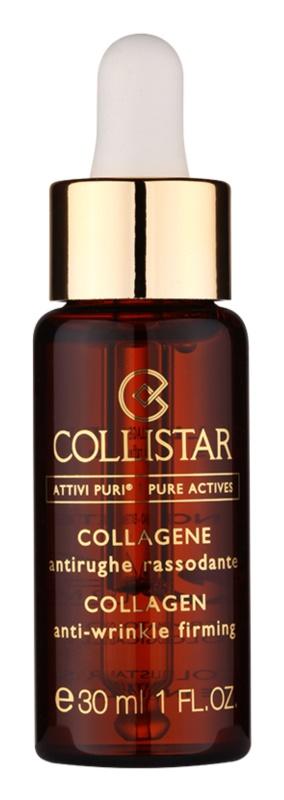 Collistar Pure Actives ser antirid cu colagen