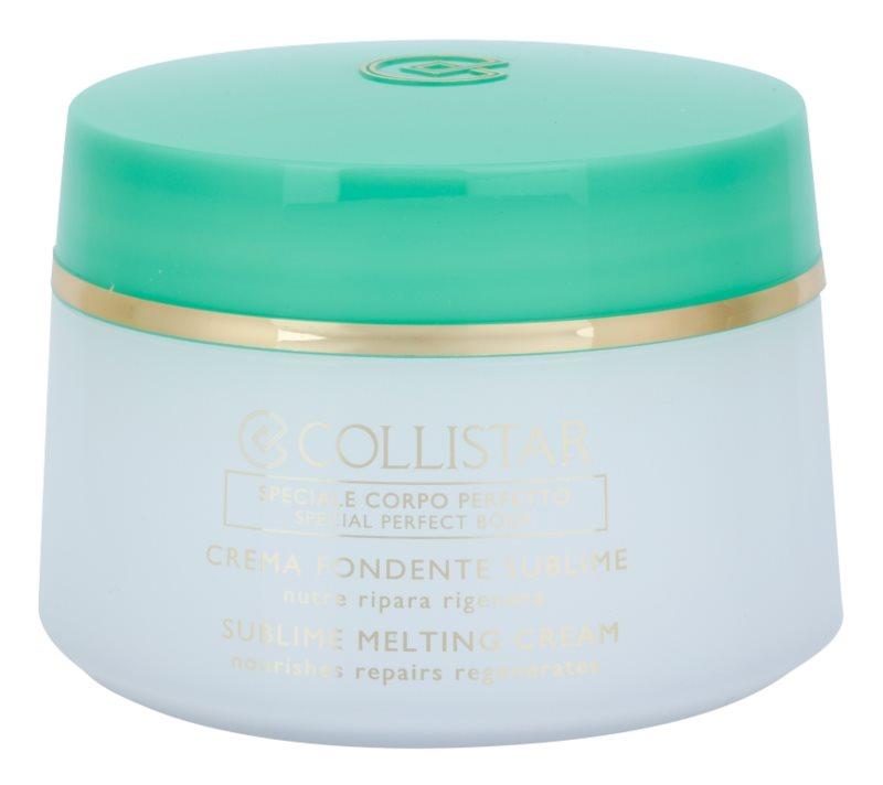 Collistar Special Perfect Body crema nutritiva pentru fermitate pentru piele foarte uscata