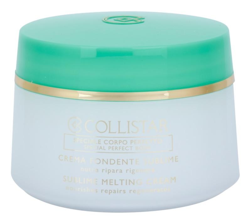 Collistar Special Perfect Body crema rassodante e nutriente per pelli molto secche