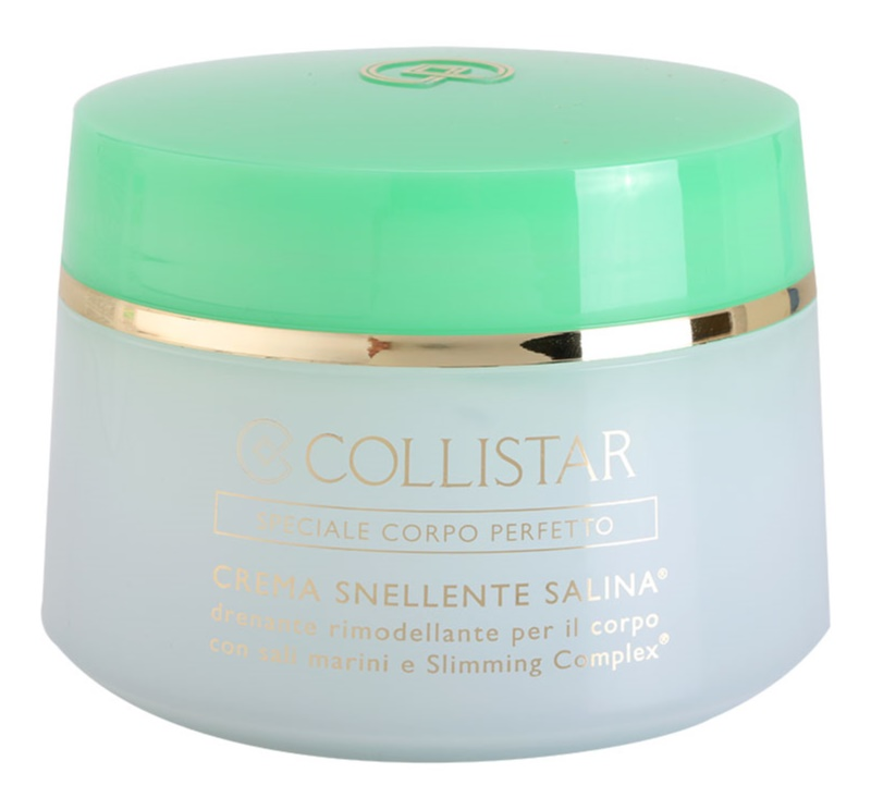 Collistar Special Perfect Body crème amincissante corps au sel marin