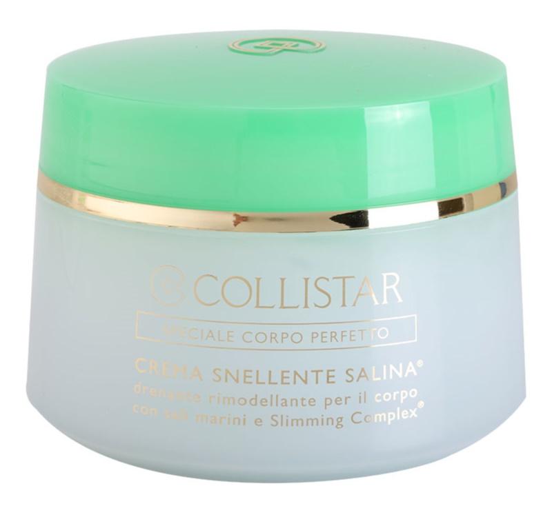 Collistar Special Perfect Body крем для схуднення з морською сіллю