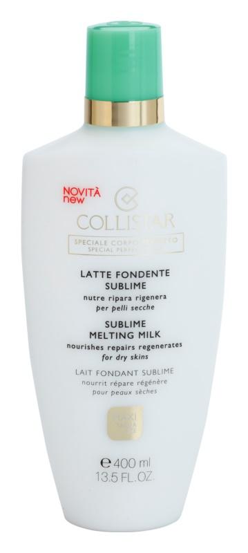Collistar Special Perfect Body leche corporal con efecto terciopelo con manteca de karité