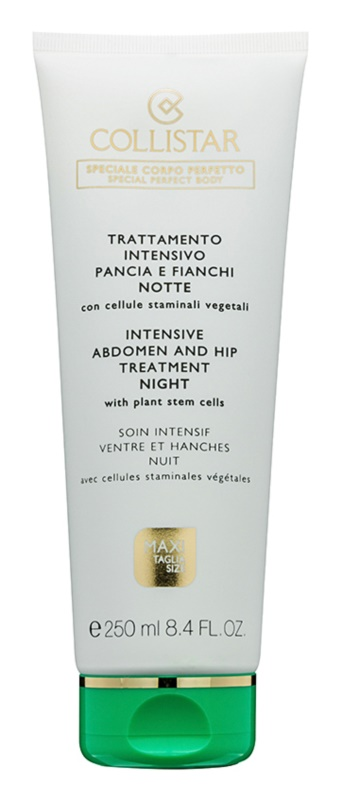 Collistar Special Perfect Body Intensive Abdomen and Hip Treatment Night
