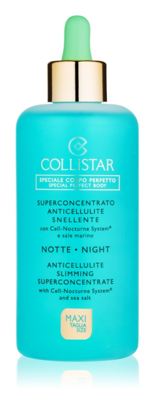Collistar Special Perfect Body Anticellulite Slimming Superconcentrate