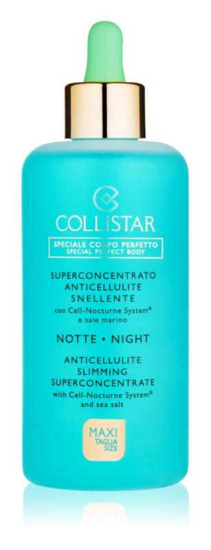 Collistar Special Perfect Body concentrado reductor contra la celulitis
