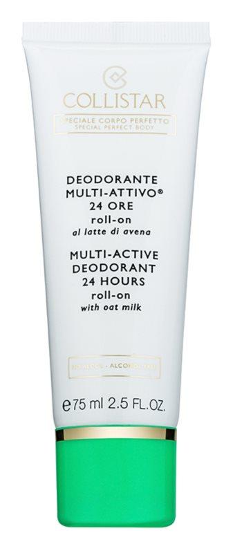 Collistar Special Perfect Body desodorante roll-on  para todo tipo de pieles
