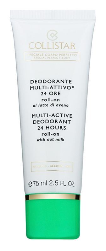 Collistar Special Perfect Body desodorizante roll-on para todos os tipos de pele