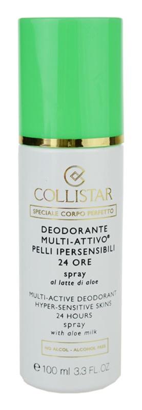 Collistar Special Perfect Body dezodorans u spreju za osjetljivu kožu