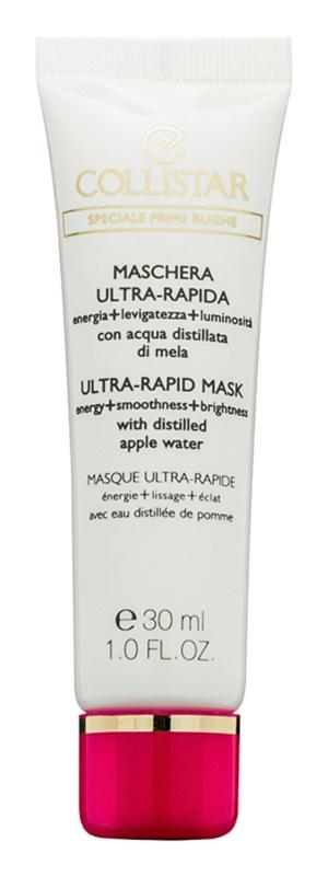 Collistar Special First Wrinkles rozjasňující maska s vyhlazujícím efektem