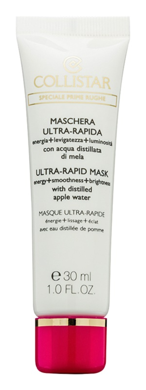 Collistar Special First Wrinkles Ultra-Rapid Mask