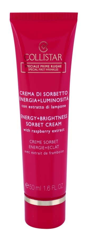 Collistar Special First Wrinkles Energy+ Brightness Sorbet Cream