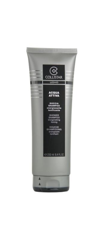 Collistar Acqua Attiva σαμπουάν και αφρόλουτρο  2 σε 1