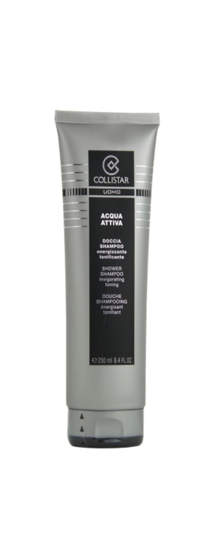 Collistar Acqua Attiva Shampoo And Shower Gel 2 in 1