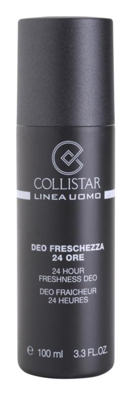 Collistar Man desodorante en spray con protección 24 horas