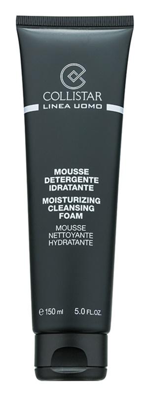 Collistar Man mousse nettoyante pour tous types de peau