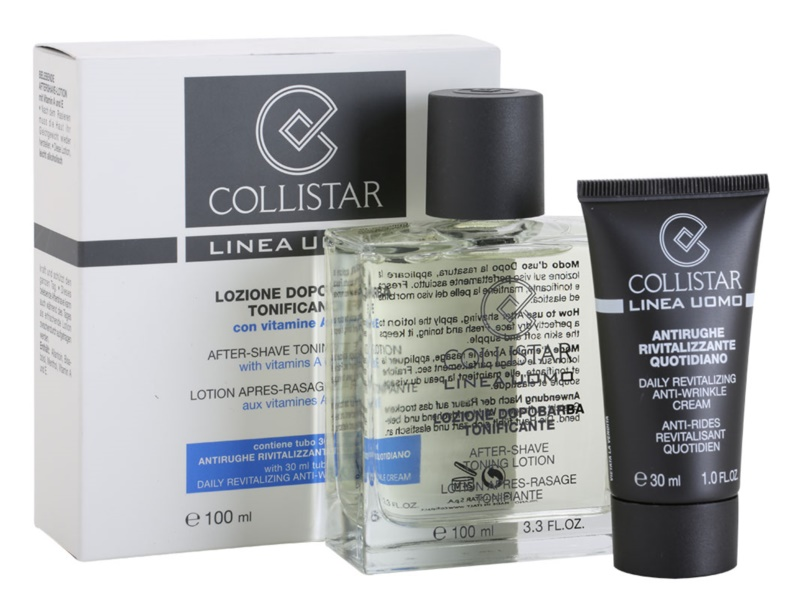 Collistar Man kosmetická sada III.