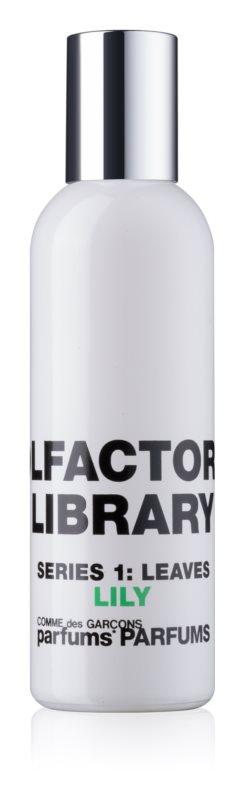 Comme des Garçons Series 1 Leaves: Lily toaletní voda unisex 50 ml