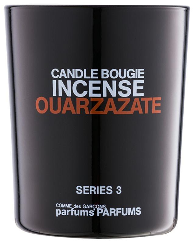 Comme des Garçons Series 3 Incense: Ouarzazate vonná sviečka 145 g