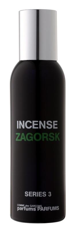 Comme des Garçons Series 3 Incense: Zagorsk Eau de Toilette unisex 50 ml