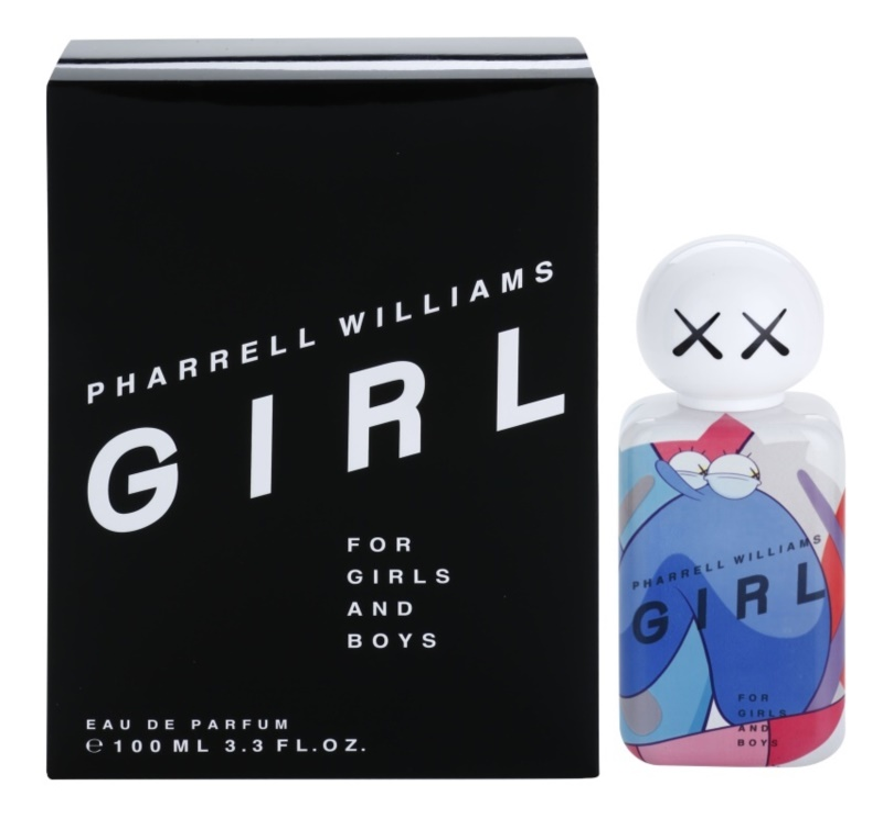 Comme des Garçons Girl (Pharrell Williams) парфумована вода унісекс 100 мл