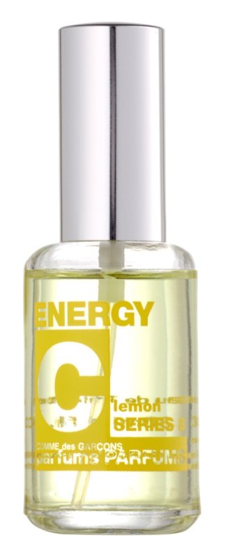 Comme des Garçons Energy C Lemon toaletní voda unisex 30 ml