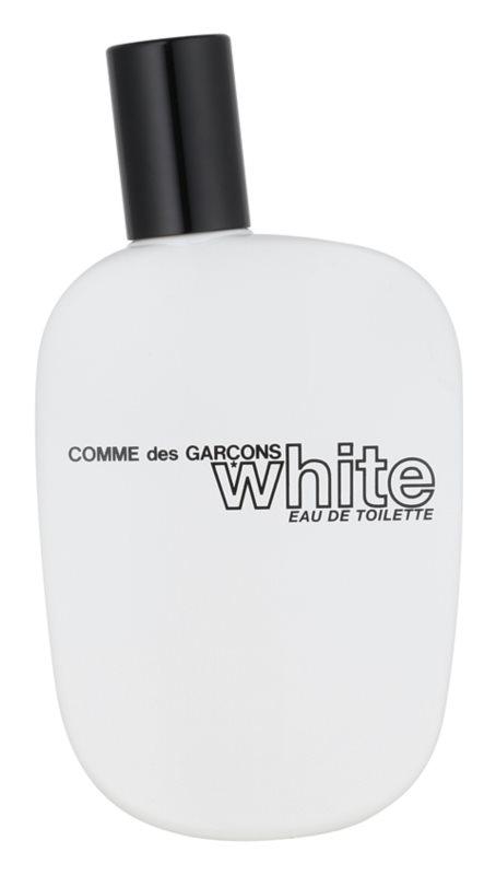 Comme des Garçons White Eau de Toilette para mulheres 50 ml