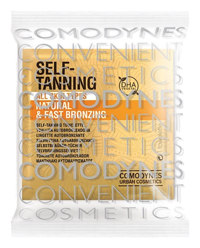 Comodynes Self-Tanning samoporjavitveni robček 8 ks