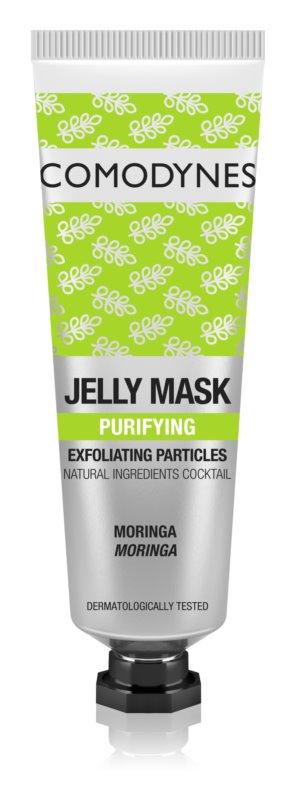 Comodynes Jelly Mask Exfoliating Particles gel maska za popolno čiščenje obraza