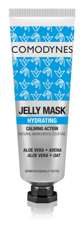 Comodynes Jelly Mask Calming Action vlažilna gel maska