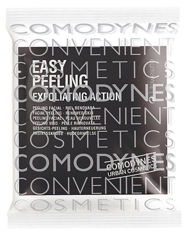 Comodynes Easy Peeling exfoliačné obrúsky na tvár