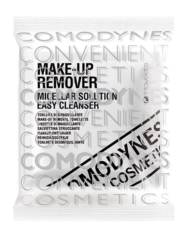 Comodynes Make-up Remover Micellar Solution Abschminktücher für alle Hauttypen