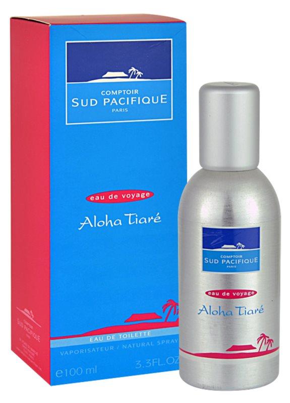 Comptoir Sud Pacifique Aloha Tiare eau de toilette pentru femei 100 ml