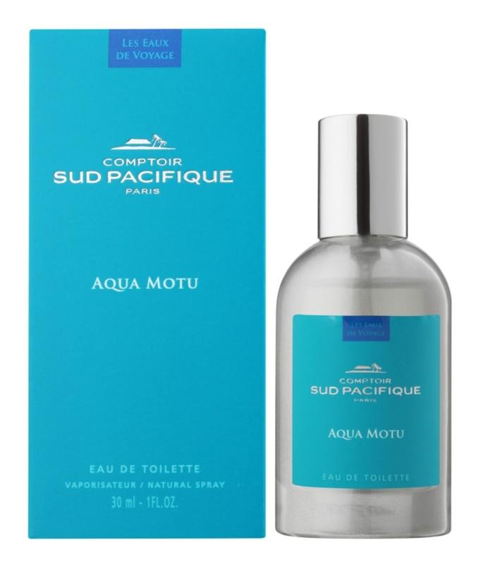 Comptoir Sud Pacifique Aqua Motu toaletní voda pro ženy 30 ml