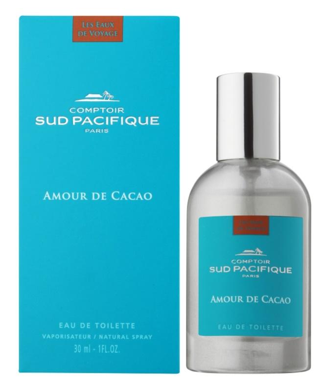 Comptoir Sud Pacifique Amour De Cacao woda toaletowa dla kobiet 30 ml