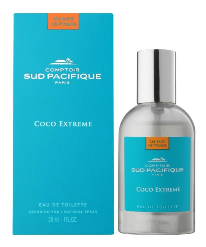 Comptoir Sud Pacifique Coco Extreme Eau de Toilette unisex 30 ml