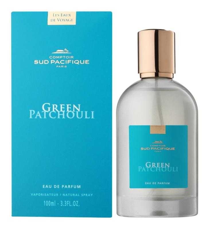 Comptoir Sud Pacifique Green Patchouli woda perfumowana unisex 100 ml