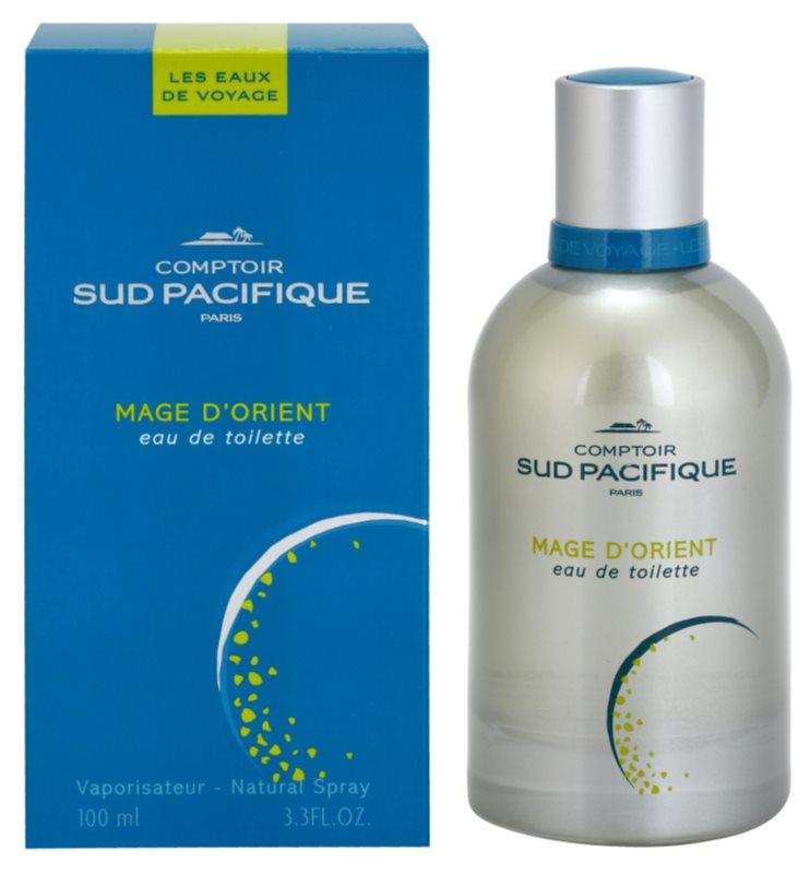 Comptoir Sud Pacifique Mage D´Orient Eau de Toilette für Herren 100 ml